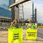 Vacature Organizer Natuurcrisis:  (vrijwillig – 8 tot 15u per week)