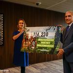 114.230 steunbetuigingen voor inheemse bevolking amazonewoud