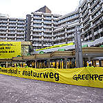 Reactie Greenpeace op Miljoenennota