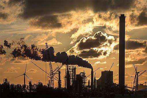 2. Grote vervuilers betalen, niet bepalen