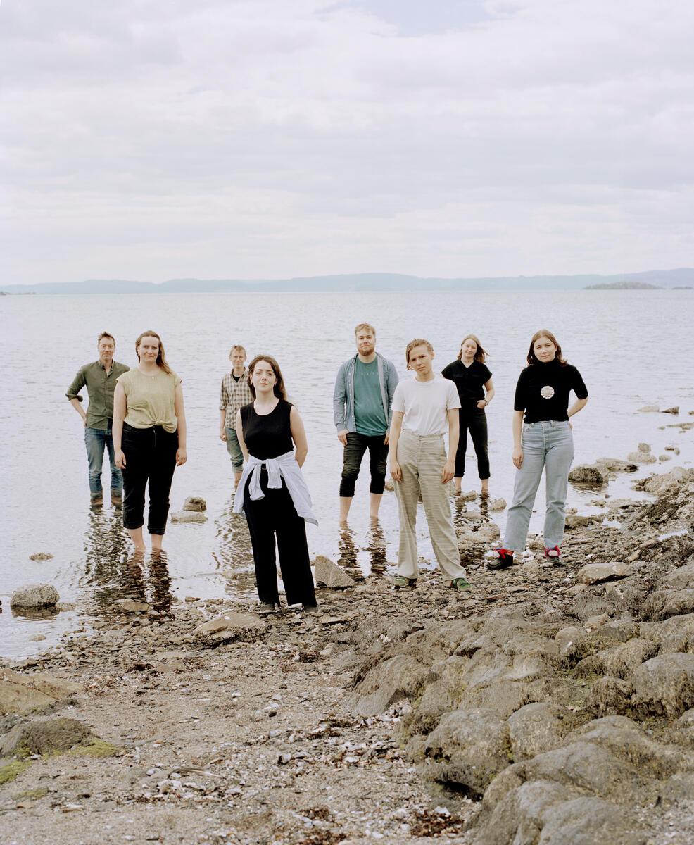 People vs Arctic Oil - Portraits - ECtHR. © Lasse Fløde / Greenpeace