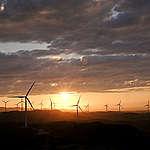 Wind Farm in Ilocos Norte. © Veejay Villafranca / Greenpeace