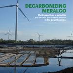 Decarbonizing Meralco