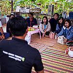 Teacher Training on Agroecology in Northeast Thailand. © Biel Calderon / Greenpeace