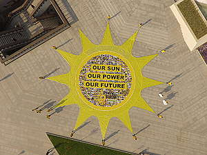 Our sun, our power, our future