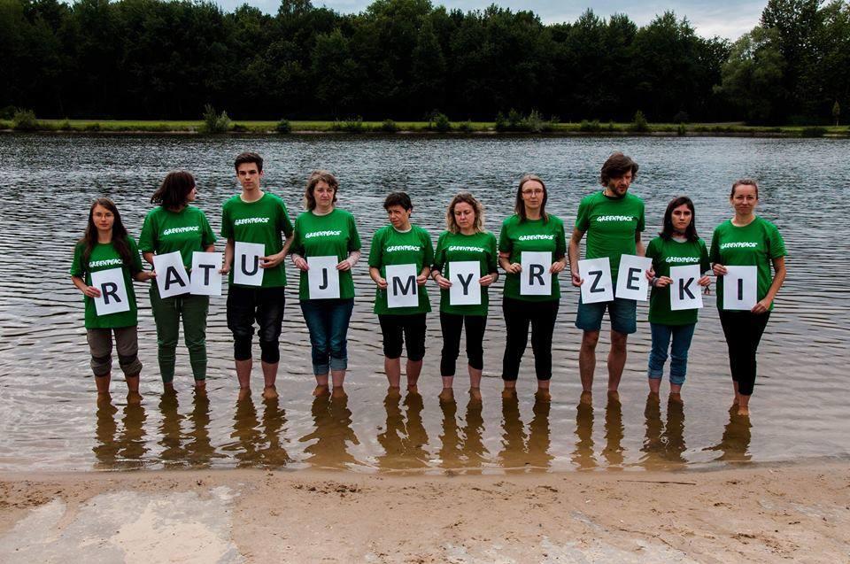 Ratujmy rzeki - Katowice