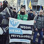 Marsz dla Klimatu w Katowicach