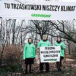 Prezydencie Trzaskowski, piłą nie ochronisz klimatu!