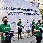 Greenpeace usiądzie do stołu z PGE GiEK, żeby porozmawiać o prawdziwej transformacji energetyki