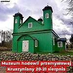 Wyjątkowa ekspozycja w Kruszynianach – Muzeum Hodowli Przemysłowej
