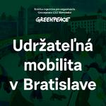 Udržateľná mobilita v Bratislave – publikácia