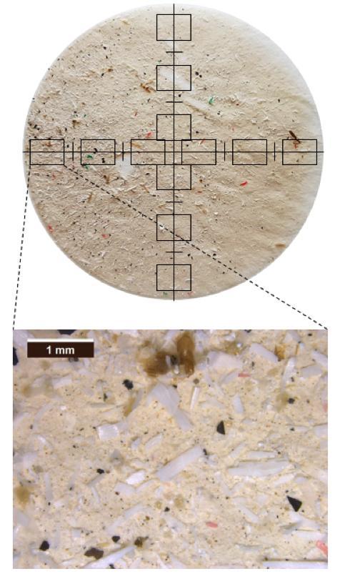 Microplastics in Indonesian Sea Salt Sample. © Seung-Kyu Kim