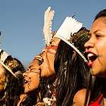 Indigenous People in Brazil. © Midia Ninja
