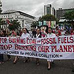 Global Climate Strike in Manila. © Basilio H. Sepe / Greenpeace