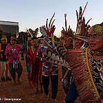 Urfolken i Brasilien kämpar för sina liv och rättigheter