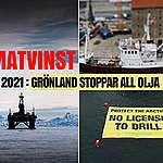 Grönland stoppar all ny oljeutvinning – avgörande framsteg i en tid av akut klimatkris