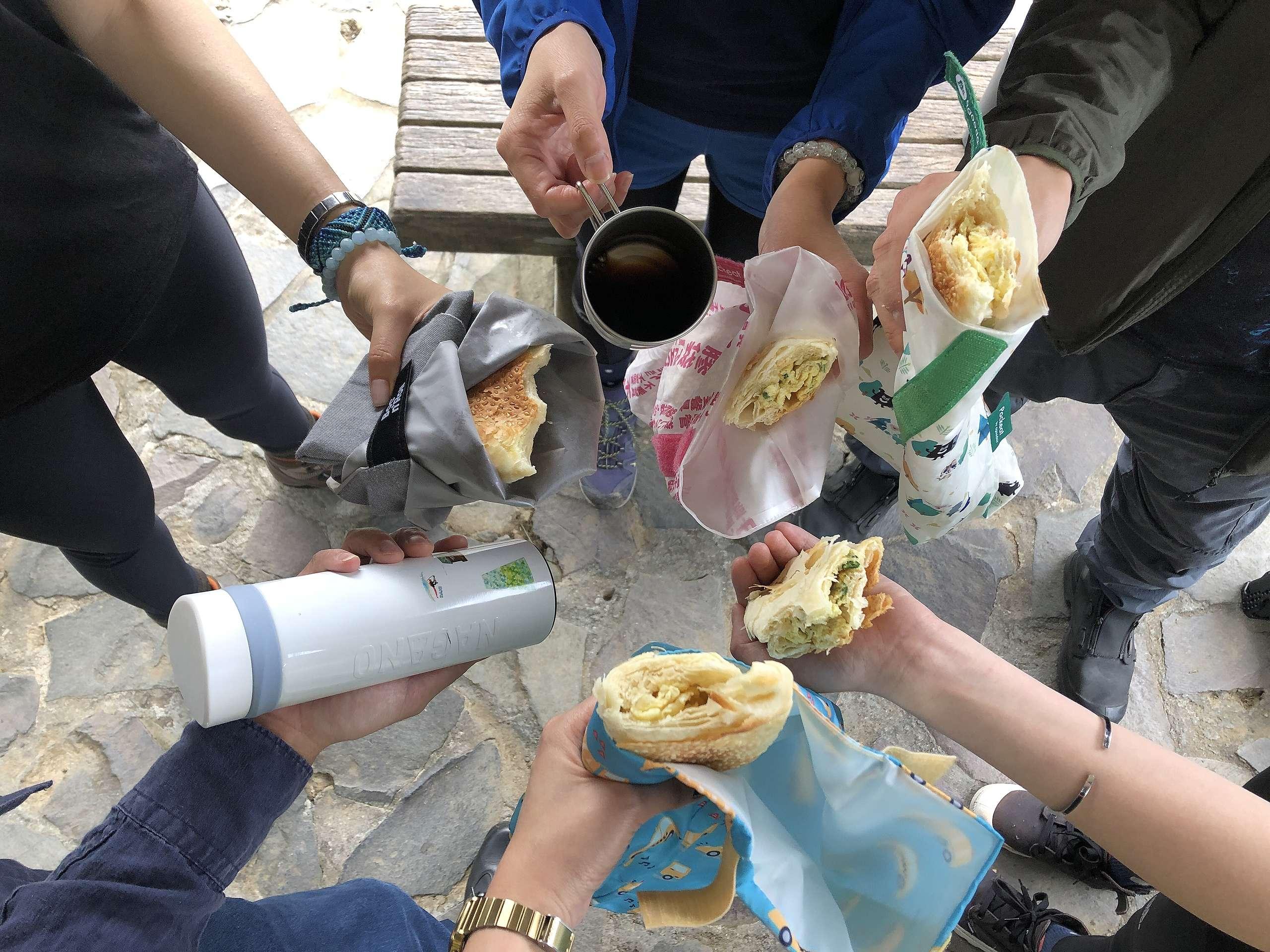 減塑已成全球趨勢,可重複使用的餐飲包裝更是流行,快跟上吧!