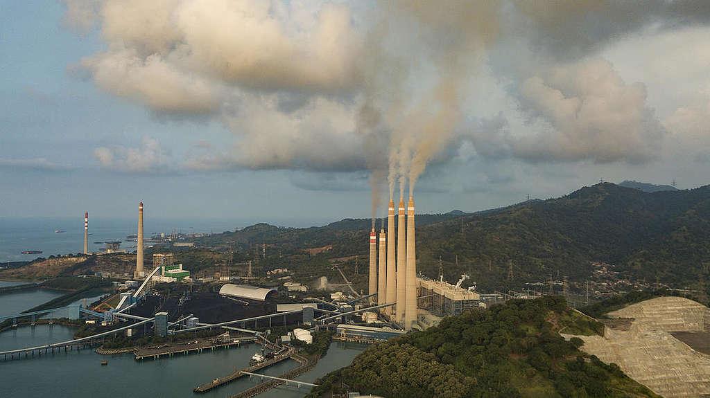 淘汰煤炭是改善空氣污染以及氣候變遷的首要目標。