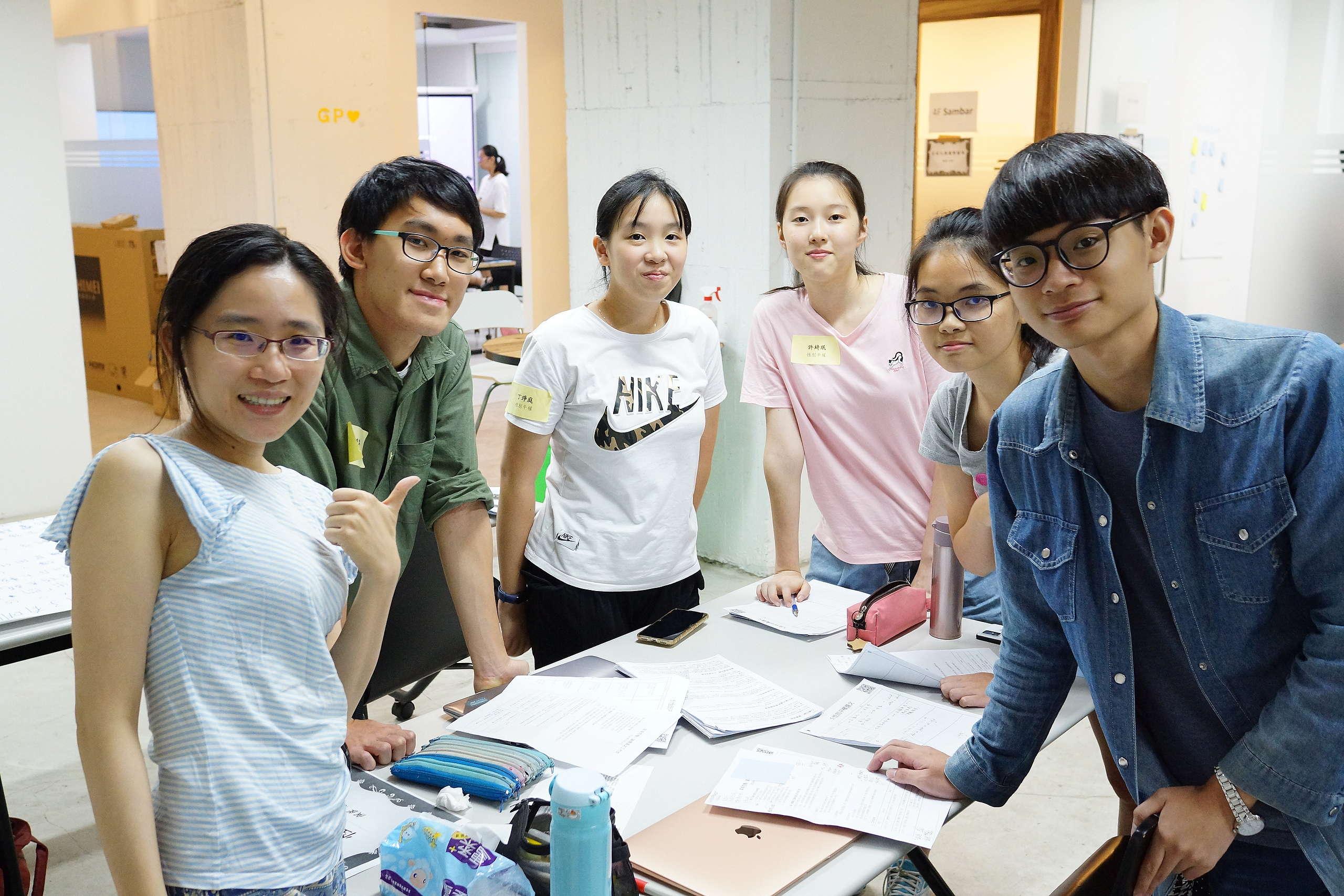 年輕世代的公民更加關心地球的未來。