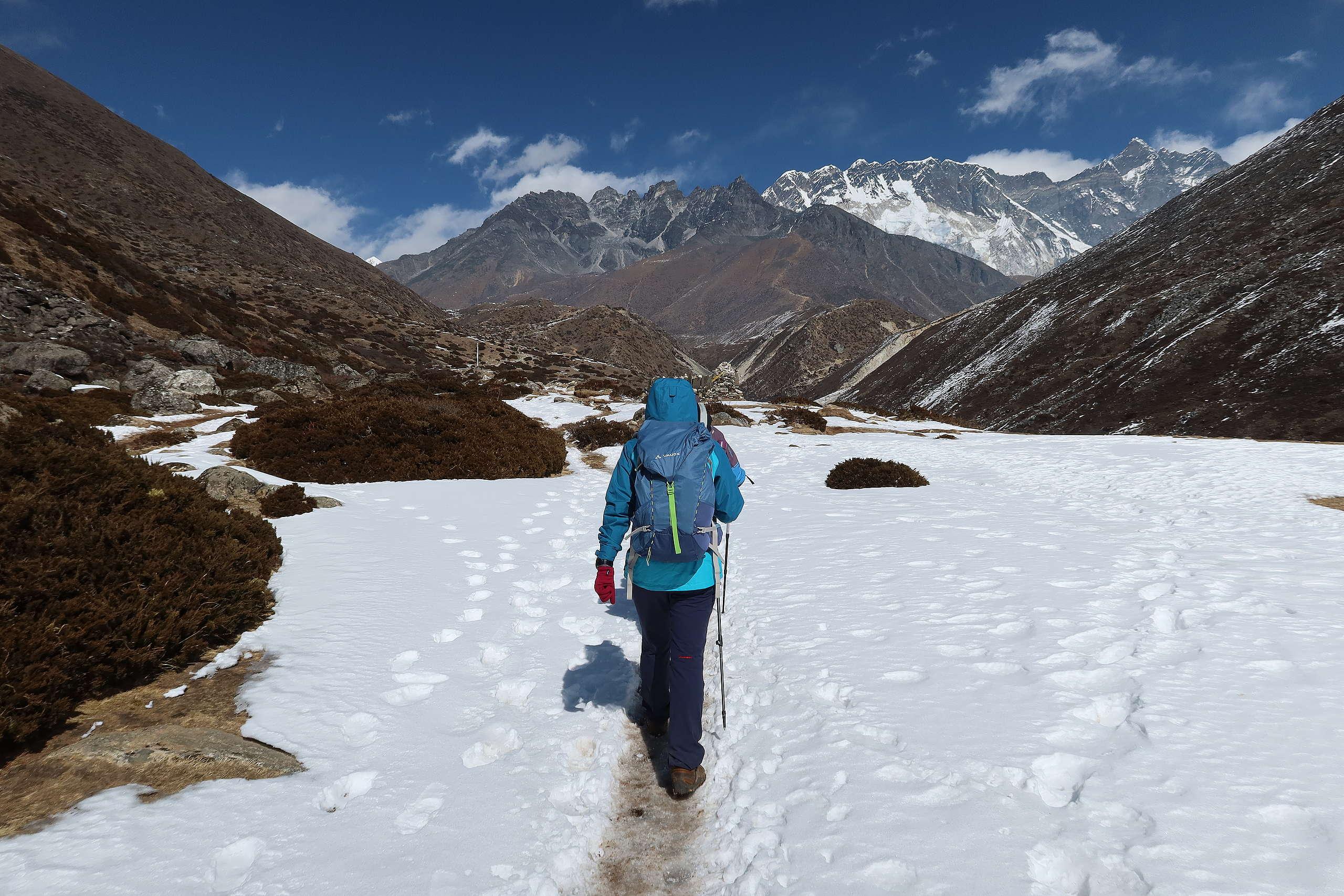 聖母峰有地球「第三極」之稱,對於氣候變遷的影響特別敏感,近年環境也有明顯改變,甚至容易引發雪崩與意外。