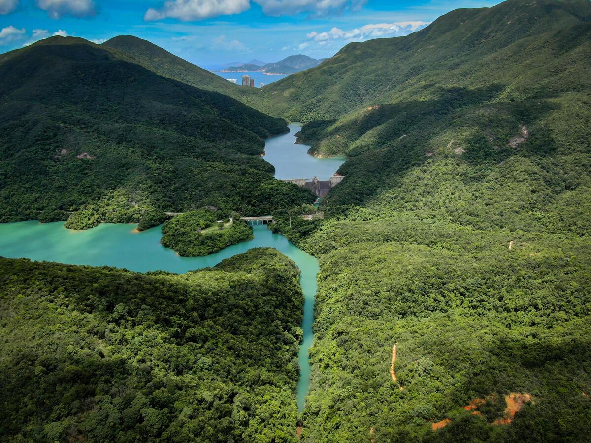亞太地區擁有多樣化的地景,包括森林、濕地、河流、沿海地區、山林、平原等,豐富的生物多樣性維繫當地數十億人口的經濟與生計。© Greenpeace