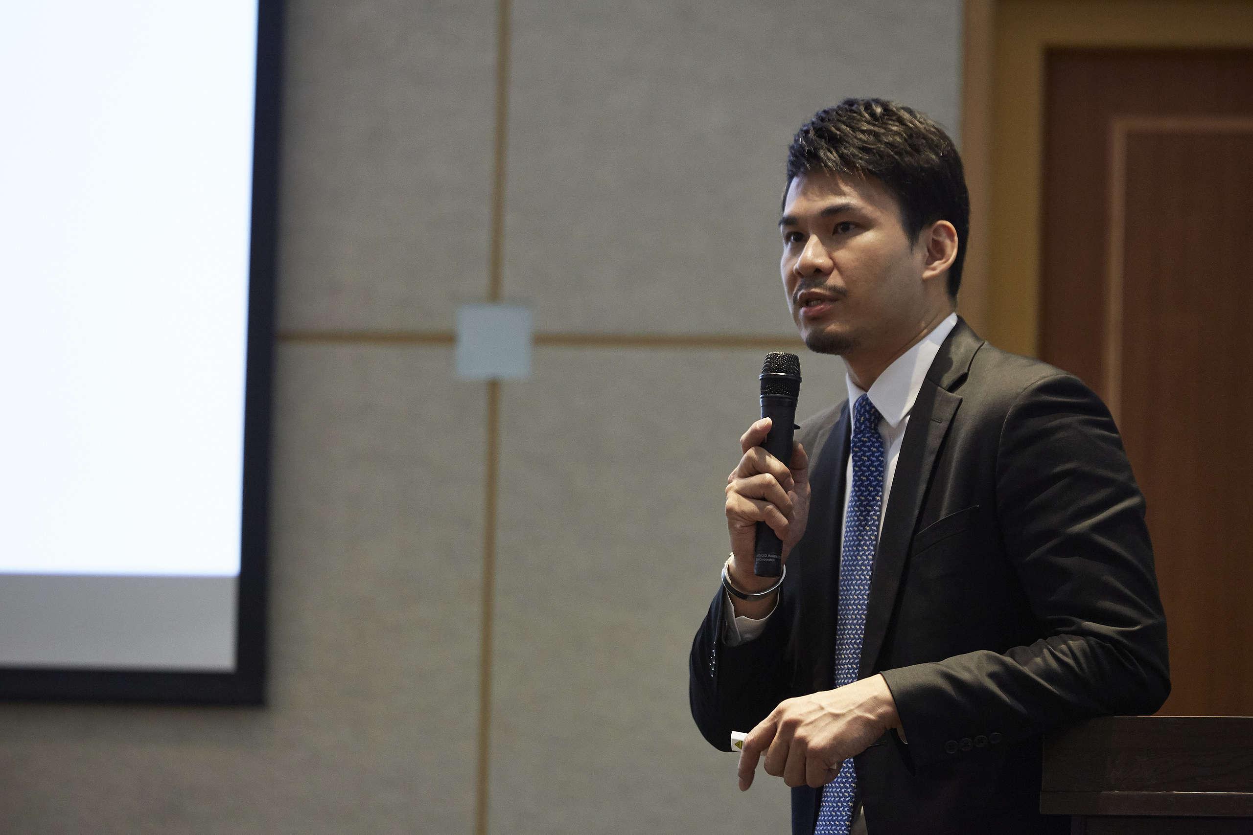 安侯永續發展顧問公司副總經理林泉興,建議將永續發展的概念應用在零售通路產業上。