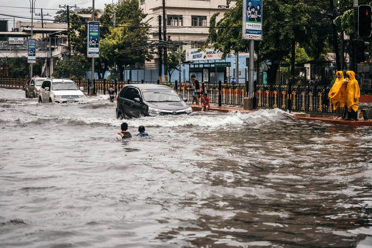 在氣候變遷的影響之下,致災型的連日強降雨,造成嚴重水患的情況越來越常發生。