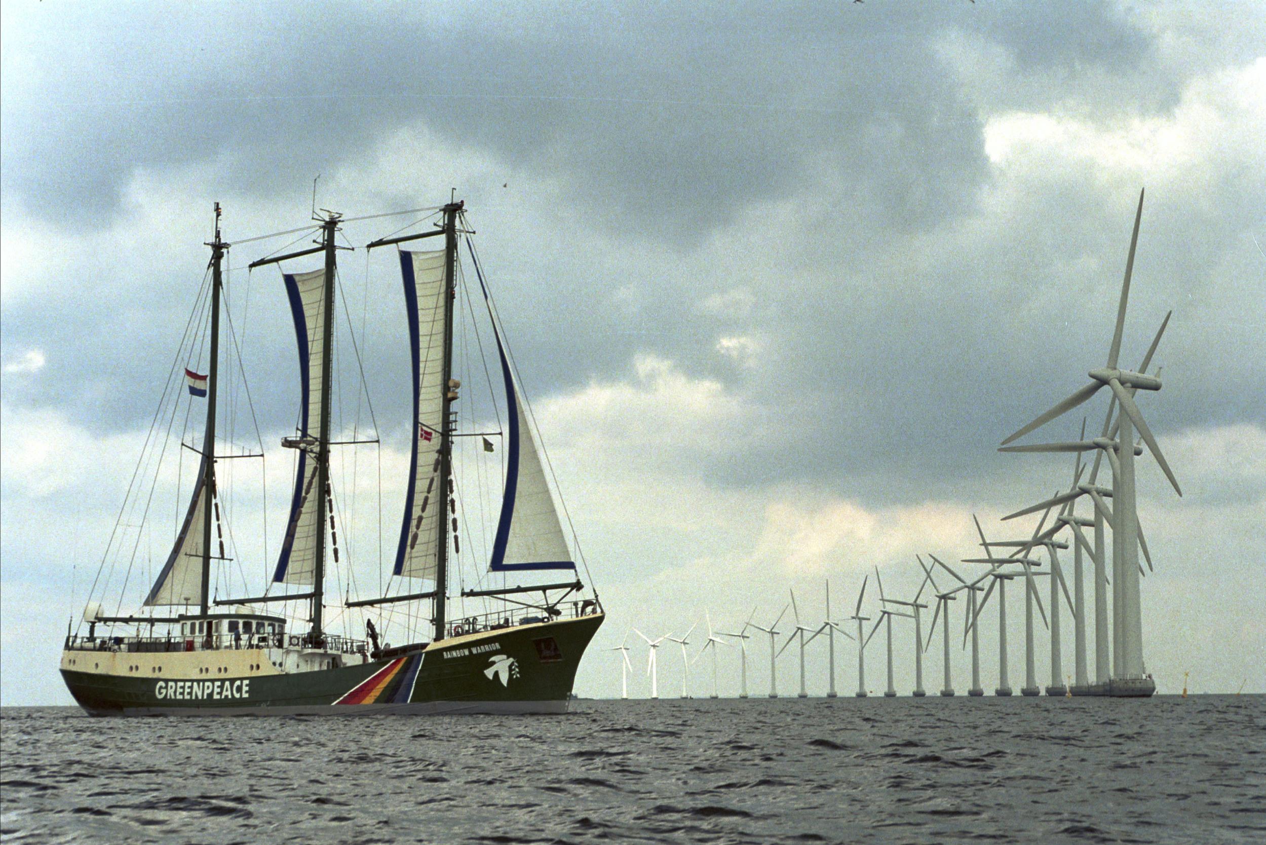 綠色和平多年來向各地政府倡議停止使用、開發化石燃料,轉用潔淨再生能源,如今喜見丹麥政法做出具有里程碑意義的承諾。