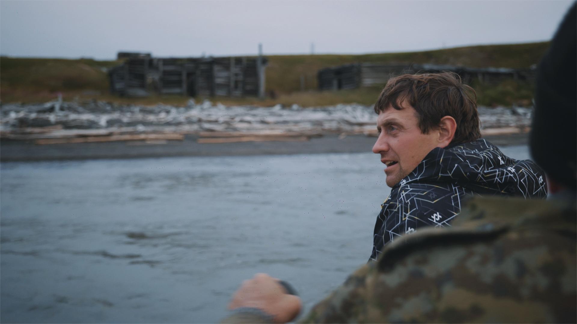 尼基塔齊莫夫(Nikita Zimov)營運管理北極地區唯一的氣候變遷研究中心。
