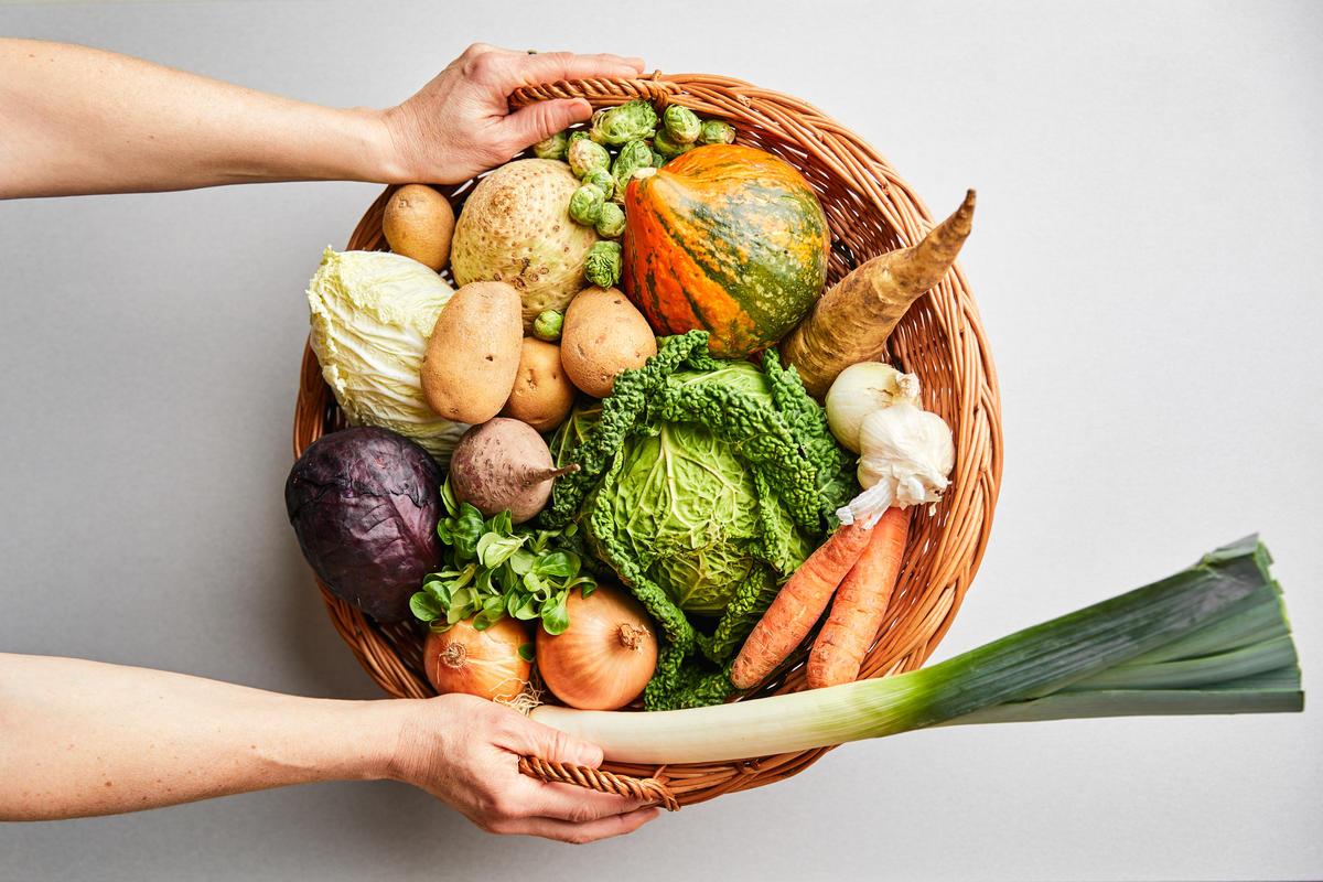 少吃肉、多吃在地蔬果,也是有效降低碳排放的好方法!