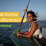 🌈Arctic Sunrise Hint Okyanusu'nda