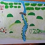 Zonguldaklı çocukların hayali mavi & yeşil bir şehir