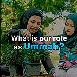 Climate change is real, what is our role as Ummah?