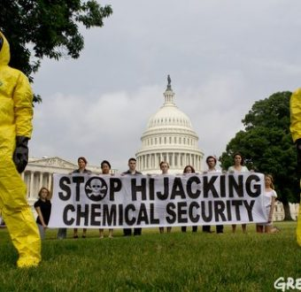 Chemical Security Hijackers