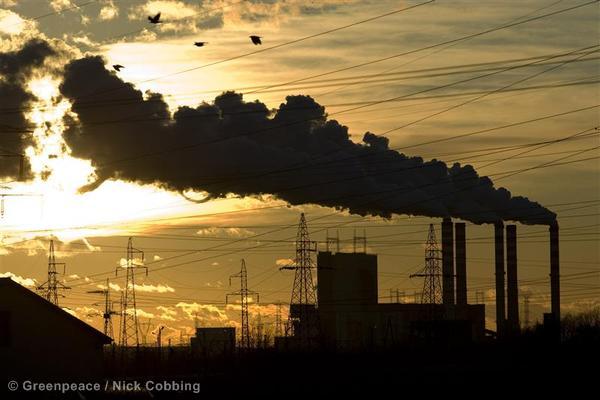 Elektrownia Patnw Coal Fired Power Station