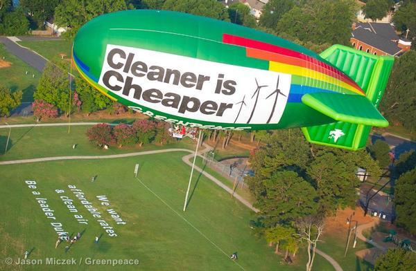 Messages for Duke Energy in Charlotte