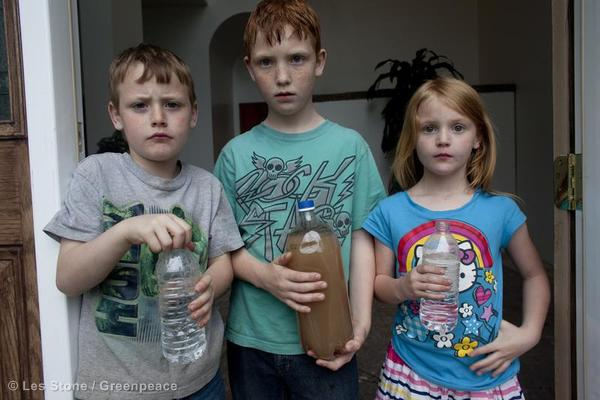 Fracking's Environmental Impacts: Water - Greenpeace USA