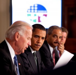 President Obama and Attorney General Eric Holder are at the center of the IRS controversy