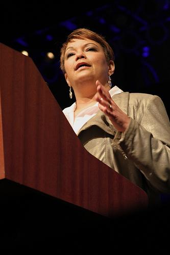 Former EPA administrator Lisa Jackson