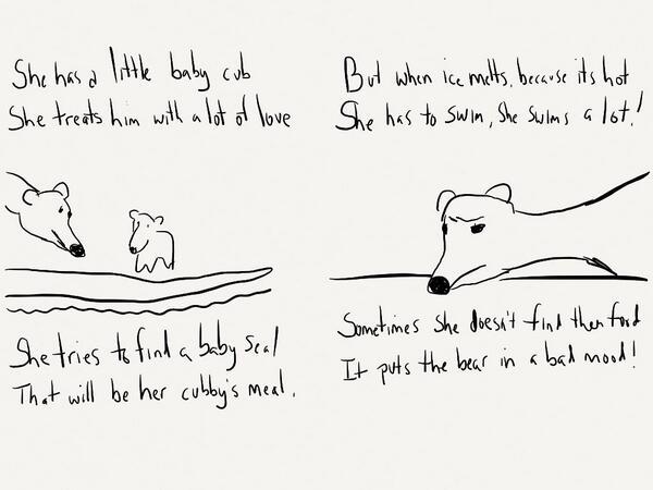 Justin Ballew Arctic Poem