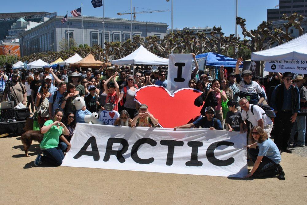 San Francisco Arctic Event