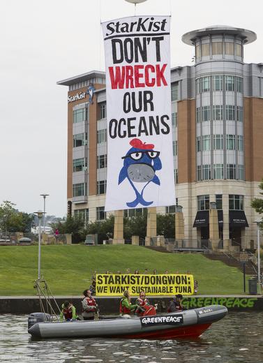 Sustainable Tuna Campaign