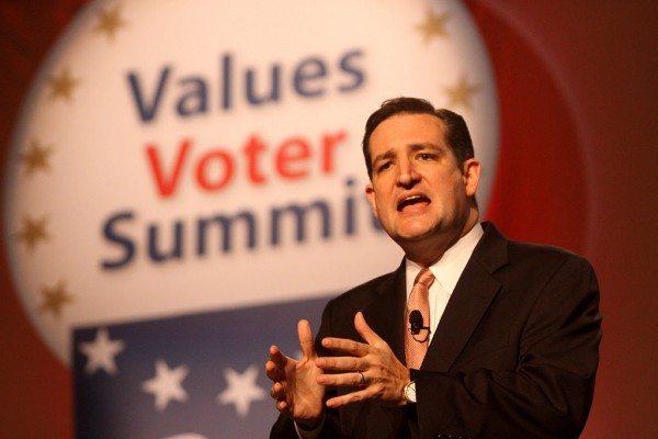 Texas Senator Ted Cruz