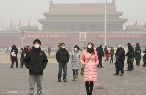 Air Pollution in Beijing