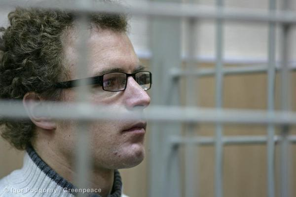 Marco Paolo Weber Bail Hearing At Murmansk Court