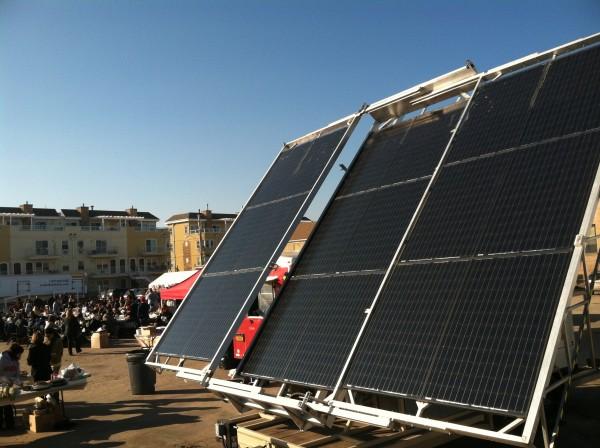 SolarArrayThanksgiving