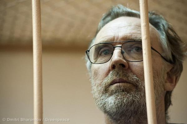 Colin Russell Dentention Hearing In St. Petersburg.