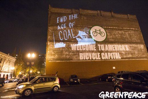 No Coal Exports