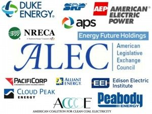 ALEC's utility member companies