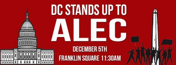 DC stands up to ALEC